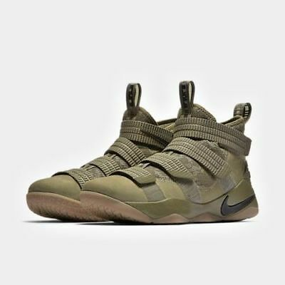 23d0296a67a NIKE LeBron Soldier XI SFG Men s Basketball Shoes 897646-200 sz 12.5 13.5  14 15