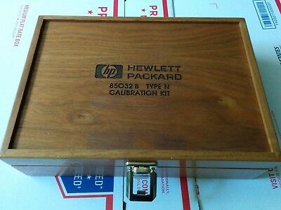 Agilent / Keysight / HP 85032B Calibration Kit, Type-N