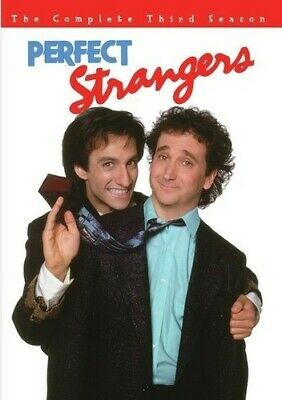 Perfect Strangers: Complete Third Season - 3 DISC SET (REGION 1 DVD New)