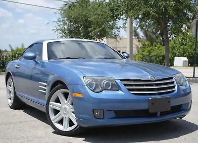 Crossfire Limited 2005 CHRYSLER CROSSFIRE LIMITED, 3.2L V6, AUT TRANS, JUST 1 OWR, NO RESERVE