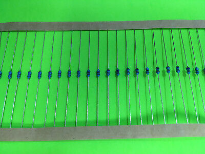 20pcs 1/8W 1/8 watt 1% Metal Film Resistor U PICK RESISTANCE FAST SHIPPING USA