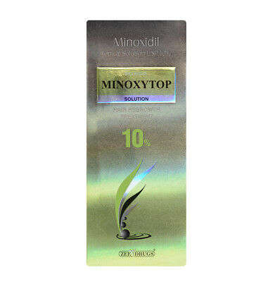 10% Minoxytop. Minoxidil Hair Growth for Men only. Free & Fast Shipping USA Item