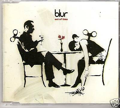 Blur - Out of time  (2003) HOLLAND CD Single