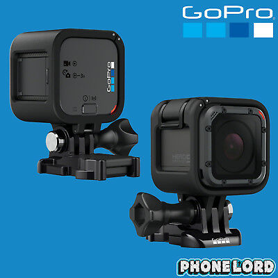 Genuine GoPro HERO5 HERO 5 Session V2 waterproof camera action new Aus warranty