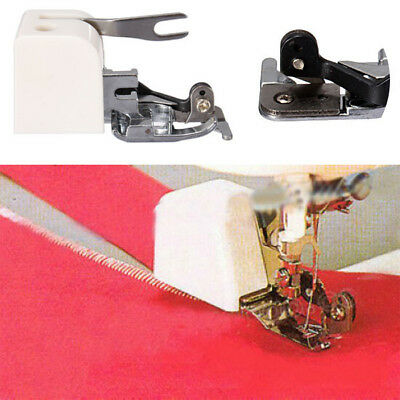 Side Cutter Overlock Presser Foot Sewing Machine Attachment Tool Sharp Cutter