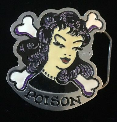 Sailor Jerry Belt Buckle And Patches