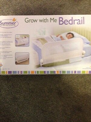 Summer Grow With Me Bedrail