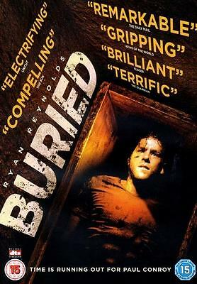 Buried (DVD / Ryan Reynolds / Rodrigo Cortes 2011)