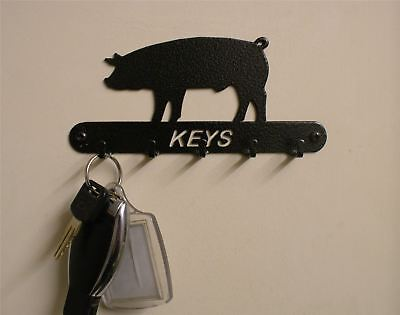 Poppy Forge Steel Key Holder in Various Designs