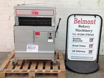 Dowson 10mm/14mm Dual Thickness Bread Slicer  BAKERY EQUIPMENT BS14