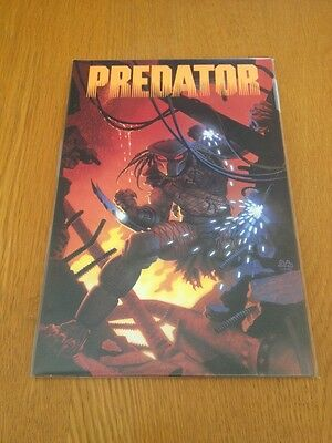 Predator Volume 1 Titan Books 1st Edition TPB NM