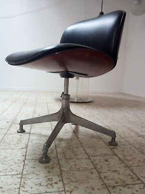 OffIce chair MIM SEDIA UFFICIO DESIGN ICO PARISI