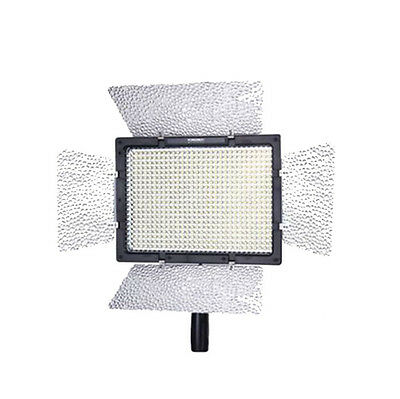 Yongnuo YN600 LED Video Light YN-600 3200-5500K for Canon Nikon Camera Camcorder