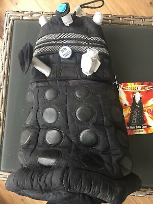 Doctor Who Dalek Pyjama Case/hot Water Bottle Cover with sound effects
