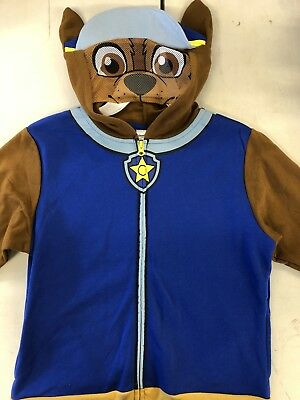 NWT Paw Patrol Zip Up Hoodie Size 7