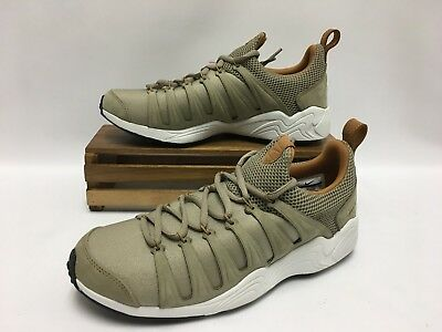 6ec5154ef0a8e Nike Air Zoom Spirimic Shoes Bamboo Brown 881983-200 Men s Size 8 or 8.5  NWOB