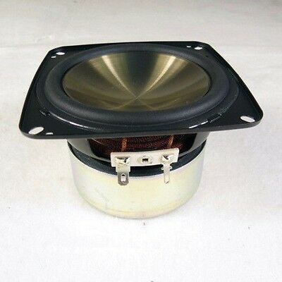 For LG 4-inch anti-magnetic woofer / fever aluminum cone speaker 8Ohm 30w