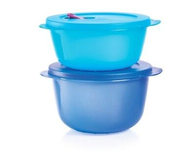 Tupperware CrystalWave Plus Round Set - Limited time Special