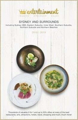 Entertainment Book 2018/2019 EDN Sydney and Surrounds - Pick Your Own Vouchers