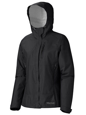 Marmot Storm Watch Jacket, Women's Waterproof, Black Small
