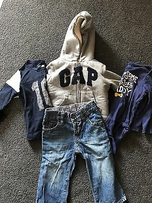 "Bulk Lot Baby Boys ""BABY GAP"" Bundle Sz 12-18m"