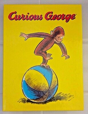 CURIOUS GEORGE Boxed Note Cards - Set of 19 With Envelopes