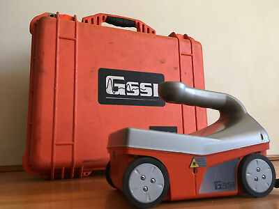 Ground Penetrating Radar Gssi Concrete Scanner Mala  Survey Meter