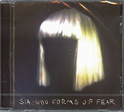 1000 Forms of Fear - Sia (Album) [CD] NEW 888430740426