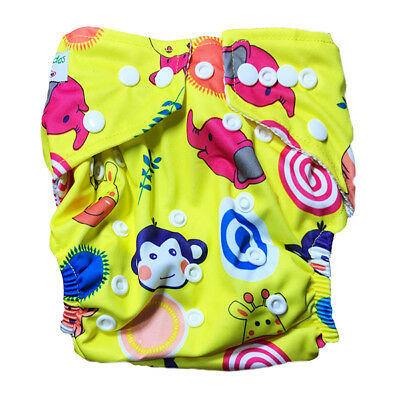 REUSABLE SWIM NAPPY Baby Swimmer NEWBORN to TODDLER Diaper Pants Nappies YELSAF