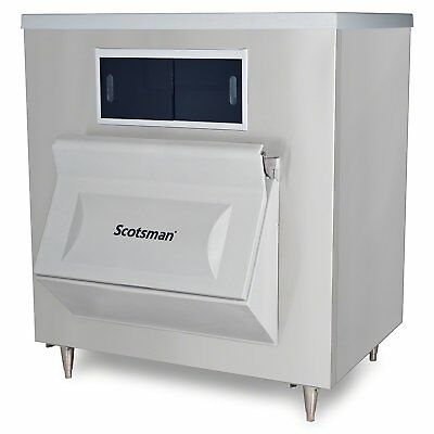 Scotsman BH1300BB-A Upright Modular Ice Bin, Storage Capacity 1100 lb.