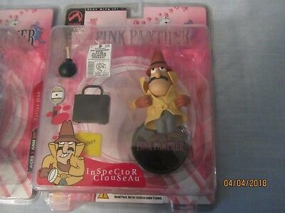 Inspector Clouseau Action Figure by Palisades Toys - 2004 - SEALED - Rare