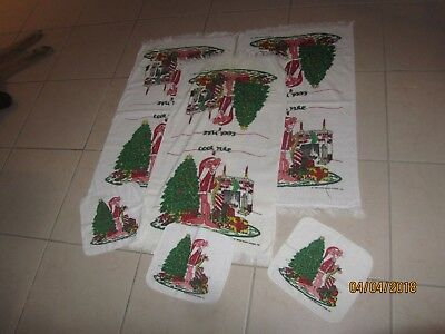 Pink Panther Christmas Towels and Wash Cloths