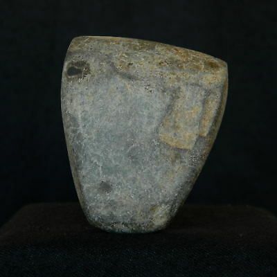 NEOLITHIC Jasper AXE - 61 mm LONG - Sahara