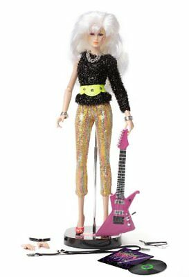 Jem And The Holograms The Misfits Roxanne Roxy Pelligrini Doll by Integrity Toys