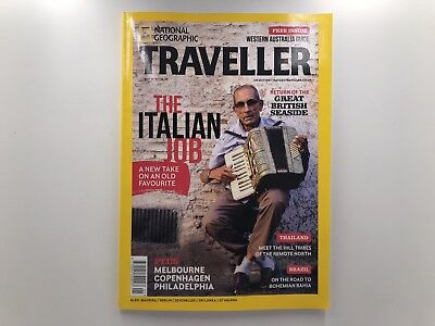 National Geographic Traveller Magazine UK Edition Issue 65, May 2018 *NEW*