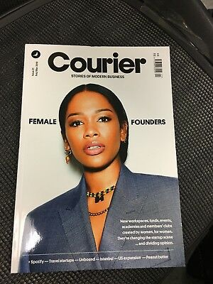 COURIER Magazine - Issue 21 Feb/Mar 2018