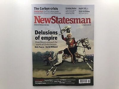 New Statesman Magazine 6-12 April 2018 - NEW