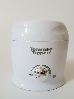 Tommee Tippee Closer to Nature Electric Baby Bottle & Food Warmer Automatic NEW