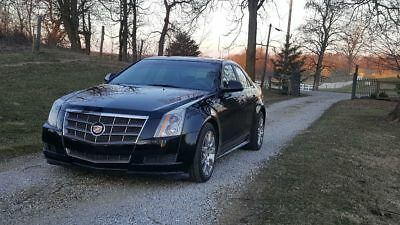 2010 Cadillac CTS LUX CADILLAC CTS4 ALL-WHEEL DRIVE 3.0 V-6 DI / READY FOR A TRIP
