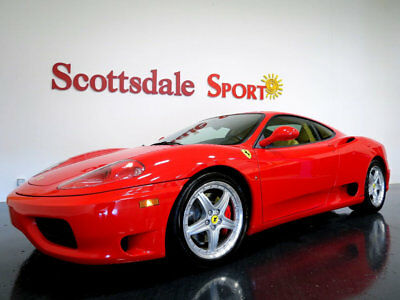 Ferrari 360 MODENA * ONLY 18K Miles...6sp Gated Shifter 04 360 MODENA * 6sp GATED SHIFTER * 18K Mi. LOADED!!! * SPECTACULAR FERRARI..