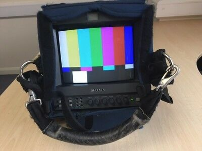 Sony PVM 9041QM CRT Monitor For Retro Gaming Or Video Use