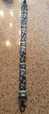 Disney Stitch & Minion Lanyard