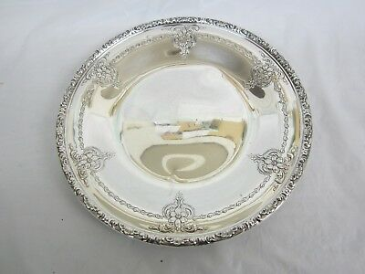 Towle Old Master  Sterling  Tray 9 and 1/2 inches 283 grams AS IS