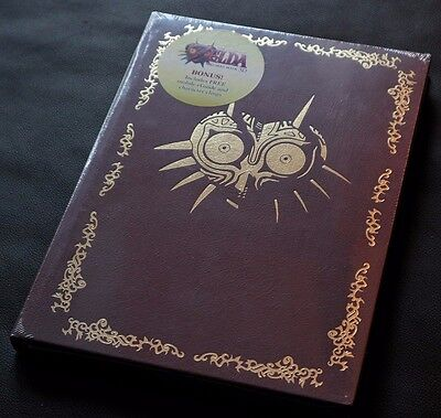 The Legend of Zelda: Majora's Mask Collector's Edition Game Guide english