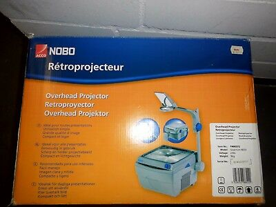 Nobo Overhaed Retroprojecteur ( Neu )