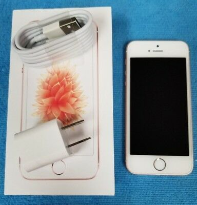 In Oem Box Apple Iphone Se 16gb Rose Gold Gsm Global Unlocked