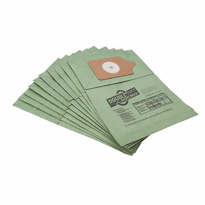 10 Pack Fits Numatic Henry Hoover Vacuum Cleaner Double Layer Paper Dust Bags
