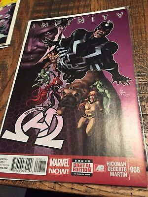 New Avengers 8 Black Order first appearance Infinity War Thanos movie! Avengers
