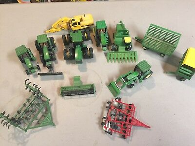 John Deere Diecast 1/64  Assorted