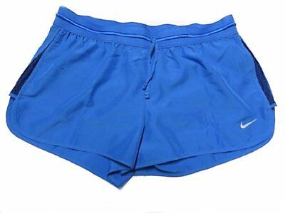 Nike Womens Dri Fit Dry Tempo 2 in 1 Running Shorts  Large  Save 40%!!